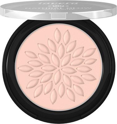 Lavera - Natural Glow Highlighter: Rosy Shine 01