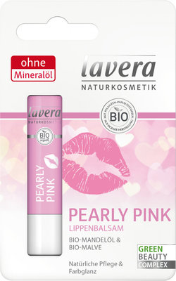 Lavera - Lippenbalsem: Pearly Pink