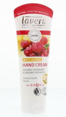 Lavera - Hand Cream: Anti-ageing Cranberry & Argan