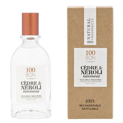 100BON - EDC Cèdre Et Neroli Lumineux 50 ml