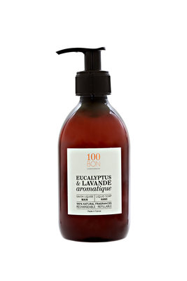 100BON - Liquid Soap: Eucalyptus Et Lavande Aromatique