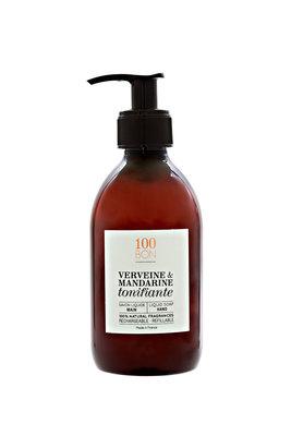 100BON - Liquid Soap: Verveine Et Mandarine Tonifiante