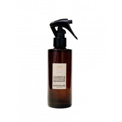 100BON - Home Spray: Jasmin Et Fleur D'Oranger