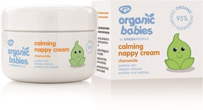 Green People - Organic Babies: Calming Nappy Cream
