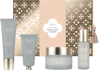 INIKA - Limited Edition Giftset: Radiant Skin Traveller