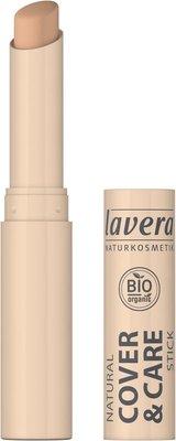 Lavera - Cover Stick: Honey 03