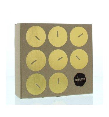 Dipam - Bijenwas Lichtpuntjes 18 stuks