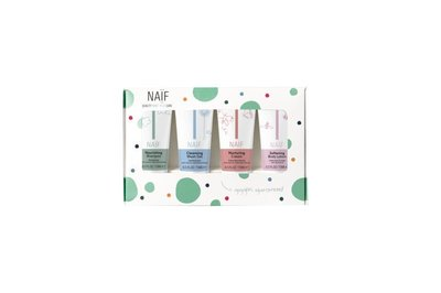Naïf Baby Care - Mini Set