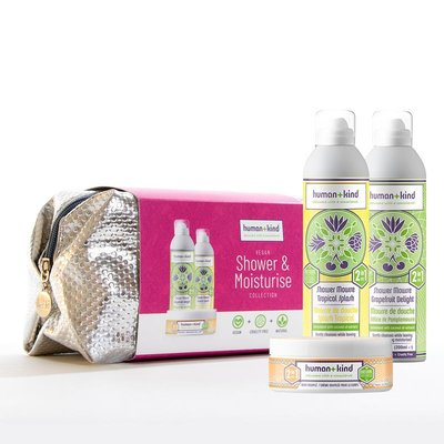 Human+Kind - Gift Set: Miracle Shower & Moisturise In Toilettas