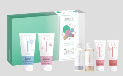 Naïf Baby Care - Baby Startpakket | Kraamcadeau