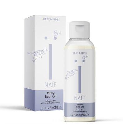 Naïf Baby Care - Milde Badolie: Milky Bath Oil