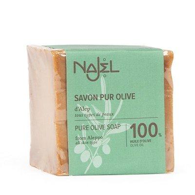 Najel - Aleppo Zeep: Pure Olive Soap 100% Olive Oil