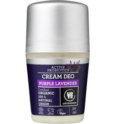 Urtekram - Deodorant Roll On: Purple Lavender