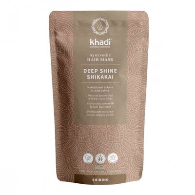 Khadi - Hair Mask: Deep Shine Shikakai