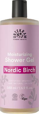 Urtekram - Douchegel Nordic Birch 500 ml
