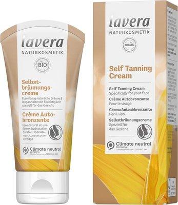 Lavera - Self Tanning Cream: Face / Zelfbruinende crème