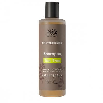 Urtekram - Tea Tree Shampoo 250 ml