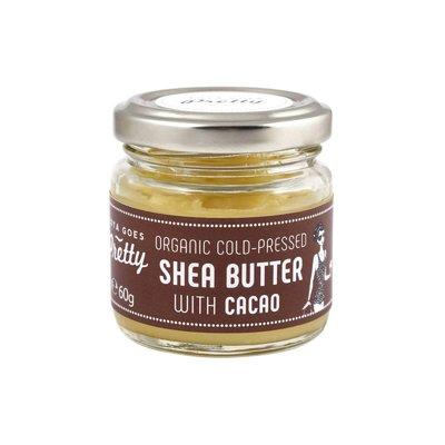 Zoya Goes Pretty - Shea Butter & Cacao Butter Jar 60g (tht: 05-2021)