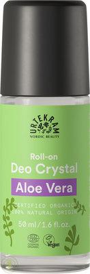 Urtekram - Deodorant Crystal Roll On: Aloë Vera