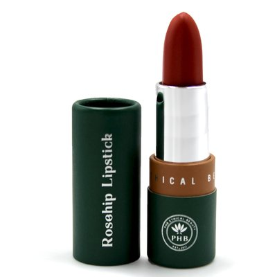 PHB Ethical Beauty - Demi Mattes - Organic Rosehip Lipstick: Passion