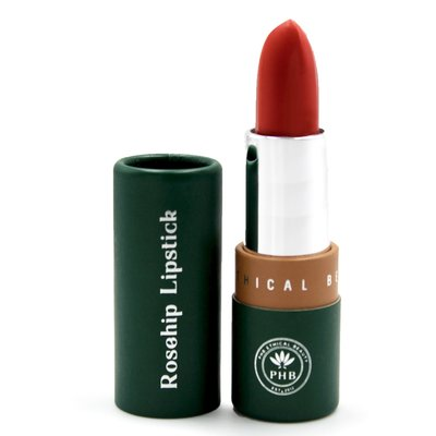 PHB Ethical Beauty - Demi Mattes - Organic Rosehip Lipstick: Desire