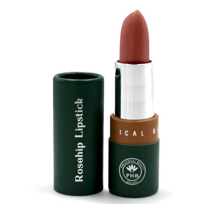 PHB Ethical Beauty - Demi Mattes - Organic Rosehip Lipstick: Peace