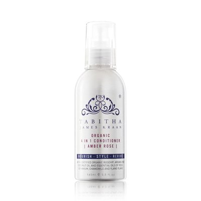 Tabitha James Kraan - Organic 4-in-1 Conditioner Amber Rose 165 ml