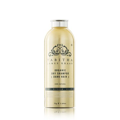 Tabitha James Kraan - Dry Shampoo For Dark Hair 75 gr.