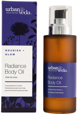 Urban Veda - Radiance Body Oil