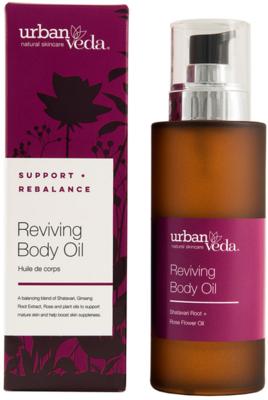 Urban Veda - Reviving Body Oil