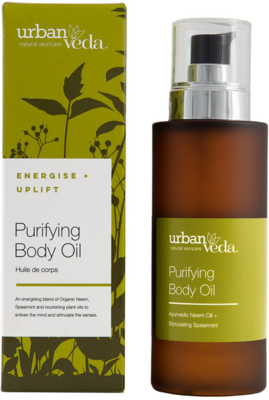 Urban Veda - Purifying Body Oil