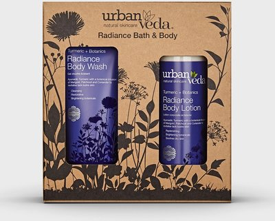 Urban Veda - Radiance Bath & Body
