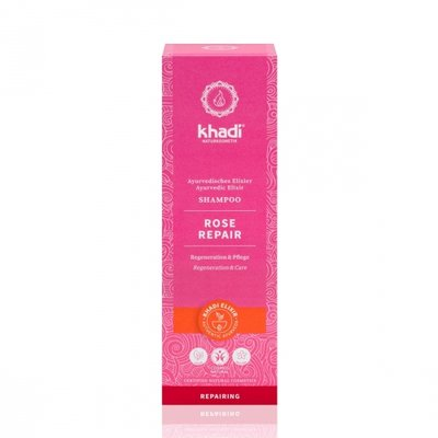 Khadi - Rose Hair Repair Shampoo 200 ml