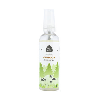 Chi - Outdoor Skinspray Bio