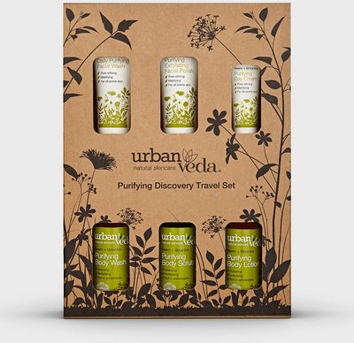 Urban Veda - Purifying Complete Discovery Travel Set