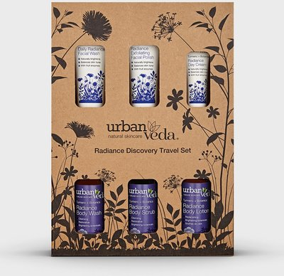 Urban Veda - Radiance Complete Discovery Travel Set