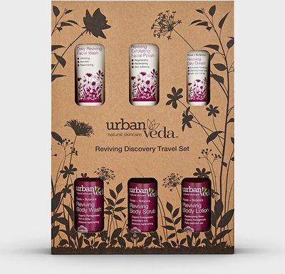 Urban Veda - Reviving Complete Discover Travel Set