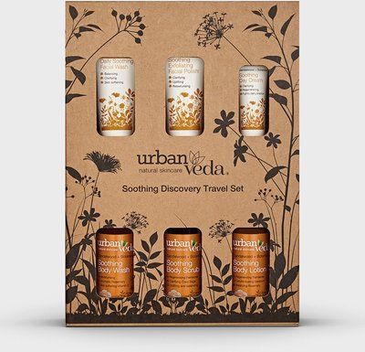 Urban Veda - Soothing Complete Discovery Travel Set