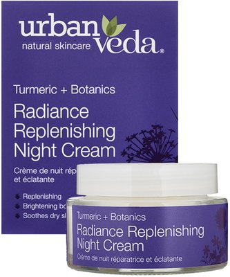 Urban Veda - Radiance Replenishing Night Cream
