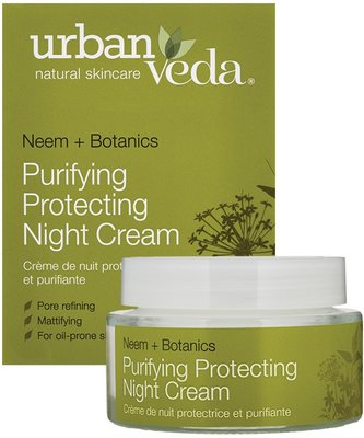 Urban Veda - Purifying Protecting Night Cream