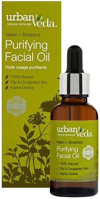 Urban Veda - Purifying Facial Oil
