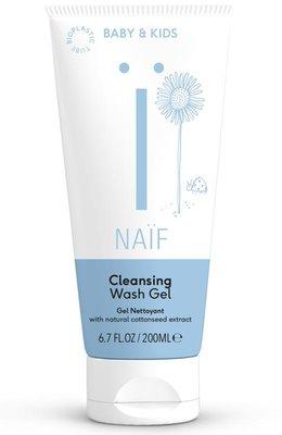 Naïf Baby Care - Cleansing Wash Gel