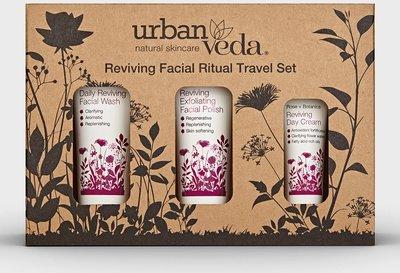 Urban Veda - Reviving Facial Ritual Travel Set