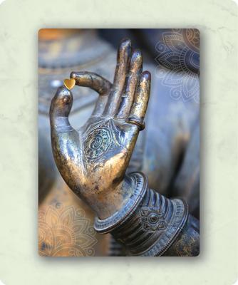 ZintenZ - Kaart: Boeddha
