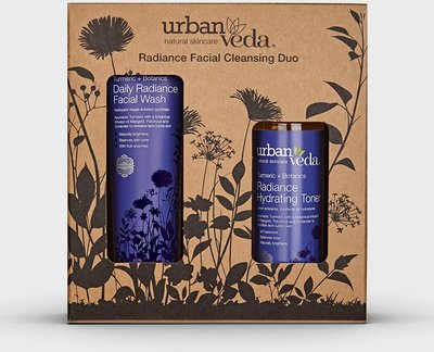 Urban Veda - Radiance Facial Cleansing Duo
