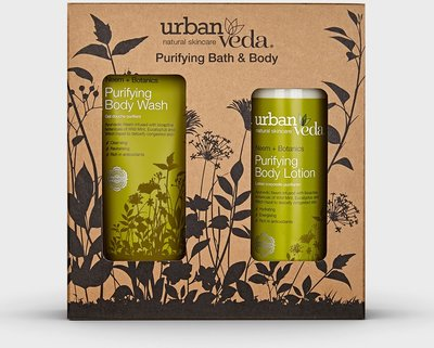 Urban Veda - Purifying Bath & Body
