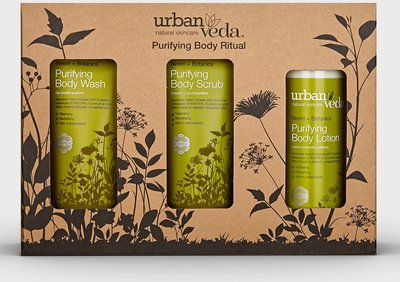 Urban Veda - Purifying Body Ritual