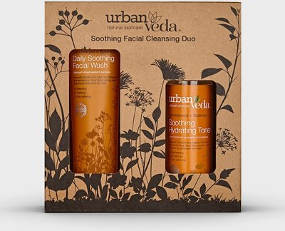 Urban Veda - Soothing Facial Cleansing Duo