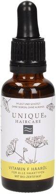 Unique Hair Care - Vitamin F Hair Oil