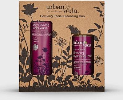 Urban Veda - Reviving Facial Cleansing Duo